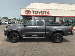 Used 2016 Toyota Tacoma SR+ for sale in Cambridge, ON