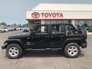 Used 2009 Jeep Wrangler Sahara for sale in Cambridge, ON