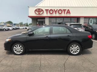 Used 2010 Toyota Corolla LE for sale in Cambridge, ON