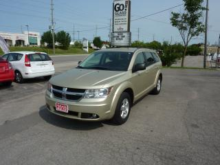 Used 2010 Dodge Journey SE,LOW MILEAGE for sale in Kitchener, ON