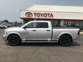 Used 2016 RAM 1500 OUTDOORSMAN for sale in Cambridge, ON