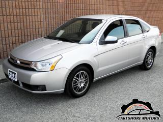 Used 2011 Ford Focus SE || CERTIFIED || 134 KMS for sale in Waterloo, ON