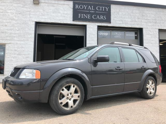 2007 Ford Freestyle Limited AWD Sunroof Leather Heated Seats