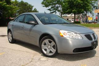Used 2008 Pontiac G6 SE for sale in Mississauga, ON