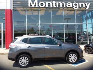Used 2015 Nissan Rogue Traction intégrale, 4 portes S for sale in Montmagny, QC