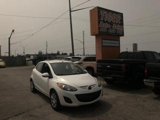 Used 2011 Mazda MAZDA2 GS**MANUAL**ONLY 185KMS**GREAT ON FUEL**CERT for sale in London, ON