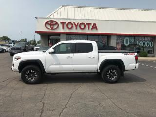 Used 2018 Toyota Tacoma TRD Off Road for sale in Cambridge, ON