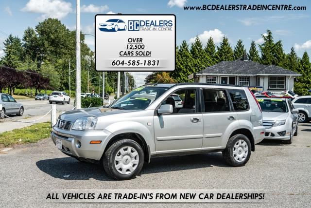 2005 Nissan X-Trail XE, 4-Cylinder, Local, PWR Group, Affordable!