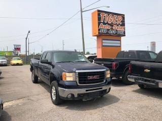Used 2008 GMC Sierra 2500 HD**Z71 4X4**6L V8**EXT CAB**AS IS SPECIAL for sale in London, ON