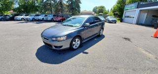 Used 2009 Mitsubishi Lancer SE for sale in Cornwall, ON