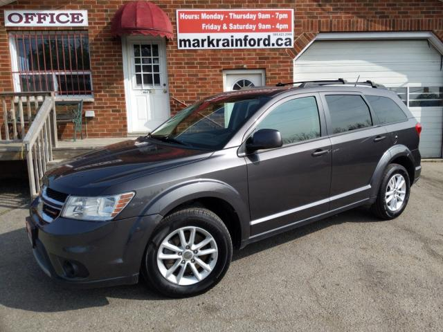 2014 Dodge Journey SXT V6 7 Passenger FWD Bluetooth