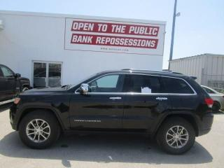 Used 2016 Jeep Grand Cherokee Limited for sale in Toronto, ON