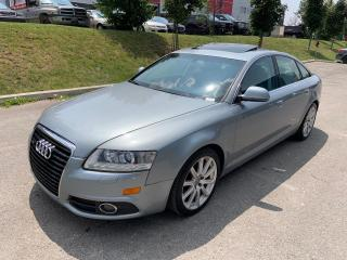 Used 2010 Audi A6 3.0T for sale in St-Eustache, QC