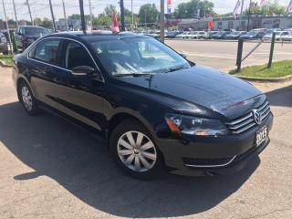 Used 2015 Volkswagen Passat COMFORTLINE for sale in London, ON