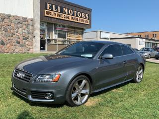 Used 2012 Audi A5 2.0L Premium Plus | NAVI | BLIS | Park Sensors | for sale in North York, ON