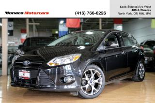 Used 2013 Ford Focus HB SE - MANUAL|HEATED SEATS|BLUETOOTH for sale in North York, ON