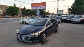 Used 2017 Hyundai Elantra LE for sale in Toronto, ON