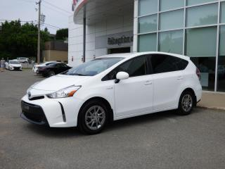 Used 2015 Toyota Prius V Hybride - Automatique - Caméra de recul for sale in Trois-Rivières, QC