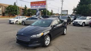 Used 2014 Ford Fusion SE for sale in Toronto, ON
