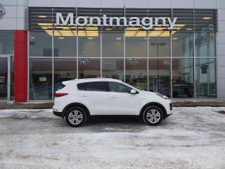 Used 2017 Kia Sportage LX 4 portes TI BANC CHAUFFANT, CAMERA DE for sale in Montmagny, QC