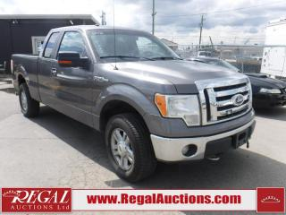 Used 2012 Ford F-150 2D SUPERCAB 4WD for sale in Calgary, AB