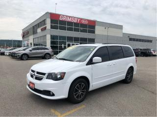 Used 2015 Dodge Grand Caravan 4dr Wgn R/T for sale in Grimsby, ON