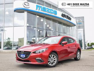 Used 2016 Mazda MAZDA3 Sport GS|1.9 % FINANCE AVAILABLE|NO ACCIDENTS for sale in Mississauga, ON