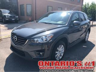 Used 2016 Mazda CX-5 GS|Navigation|Sunroof|Heated Seats|56895km for sale in Toronto, ON