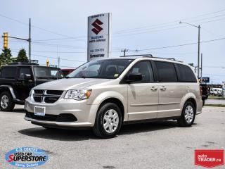 Used 2013 Dodge Grand Caravan SXT ~Full Stow 'N Go ~Rear Heat/Air for sale in Barrie, ON