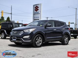 Used 2013 Hyundai Santa Fe Sport AWD ~Panoramic Roof ~Leather ~Backup Cam for sale in Barrie, ON