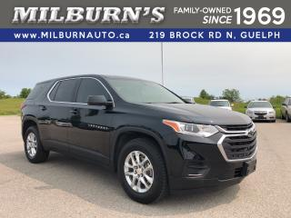 Used 2019 Chevrolet Traverse LS for sale in Guelph, ON