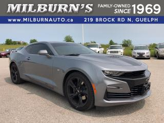 Used 2019 Chevrolet Camaro 2SS for sale in Guelph, ON