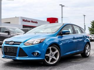 Used 2012 Ford Focus Titanium|NO ACCIDENTS for sale in Burlington, ON