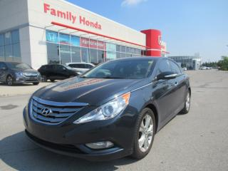 Used 2011 Hyundai Sonata Limited, LEATHER, HEAT SEATS for sale in Brampton, ON