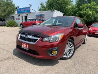Used 2012 Subaru Impreza 5dr HB Man 2.0i w/Touring Pkg ACCIDENT FREE IN AMAZING SHAPE for sale in Brampton, ON