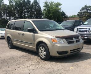 Used 2009 Dodge Grand Caravan SE STOW'N GO| PWR WINDOWS| AS IS| BY APPOINTMENT ONLY for sale in Newmarket, ON