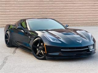 Used 2014 Chevrolet Corvette StingRay 2dr Cpe w/1LT for sale in Barrie, ON