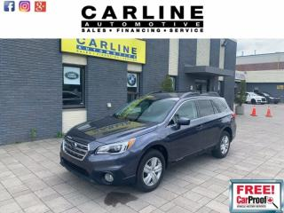 Used 2016 Subaru Outback 5dr Wgn CVT 2.5i PZEV for sale in Nobleton, ON
