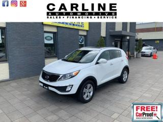 Used 2011 Kia Sportage FWD 4dr I4 Auto EX for sale in Nobleton, ON