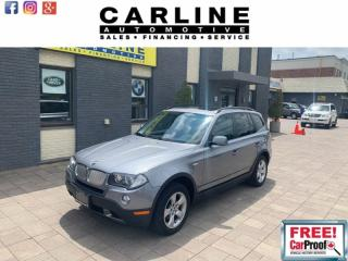 Used 2008 BMW X3 AWD 4dr 3.0si for sale in Nobleton, ON
