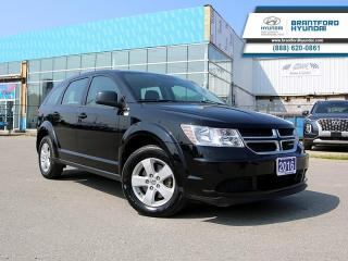 Used 2016 Dodge Journey CVP Canada Value Package  - $109 B/W for sale in Brantford, ON