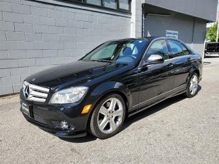 Used 2009 Mercedes-Benz C-Class C 300 4dr 4MATIC for sale in Richmond, BC