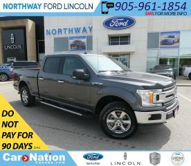 Used 2018 Ford F-150 XLT | 5.0L V8 | NAV | PWR HTD SEATS | XTR PKG | for sale in Brantford, ON