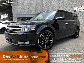 Used 2015 Ford Flex SEL, Cuir, Toit, Automatique for sale in Sherbrooke, QC