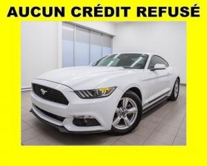 Used 2015 Ford Mustang CAMÉRA RECUL BLUETOOTH *MANUELLE* for sale in St-Jérôme, QC