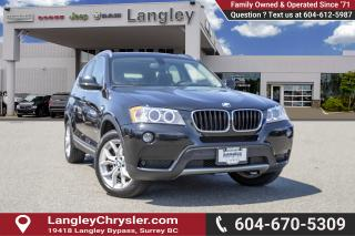Used 2013 BMW X3 xDrive28i for sale in Surrey, BC