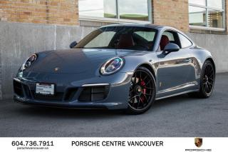 Used 2017 Porsche 911 Carrera 4 GTS Coupe PDK | PORSCHE CERTIFIED for sale in Vancouver, BC