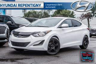 Used 2015 Hyundai Elantra 2015 Hyundai - 4dr for sale in Repentigny, QC