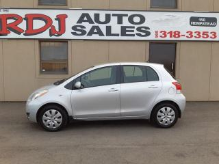 Used 2009 Toyota Yaris LE only 92000km accident free for sale in Hamilton, ON