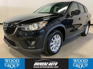 Used 2013 Mazda CX-5 GS CLEAN CARFAX, ONE OWNER, REMOTE START for sale in Calgary, AB